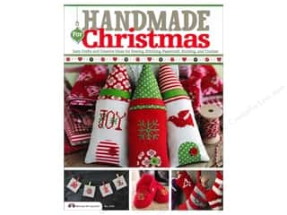 Stitchery, Embroidery, Cross Stitch & Needlepoint Holiday Gift Ideas Sale: Design Originals Handmade For Christmas Book
