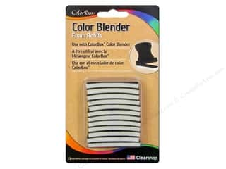 Applicators: ColorBox Tool Color Blender Refill Pack 12pc