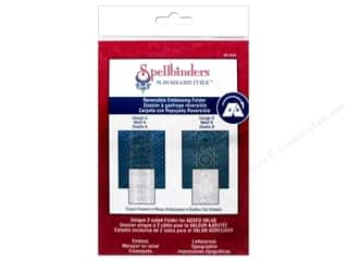 Embossing Aids Spellbinders Embossing Folder: Spellbinders Embossing Folder M Bossabilities Ocean Dreams