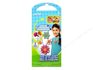 Perler Snap-Ins Activity Kit Daisy Flower Jewelry