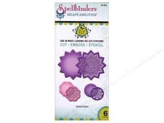 Previewing Aids Clearance Crafts: Spellbinders Shapeabilities Die Delicate Doilies