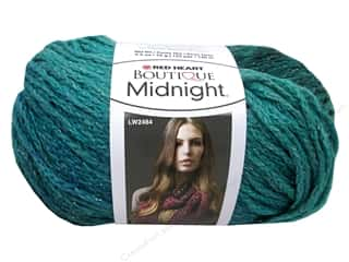 ombre yarn: C&C Red Heart Boutique Midnight 2.5oz Vista