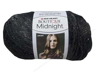 Blend $6 - $10: Red Heart Boutique Midnight 2.5 oz. Nightfall