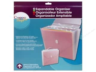 Organizers inches: Cropper Hopper Paper Organizer 12 x 12 in. Expandable