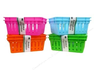 Molds $4 - $6: Multicraft Organizer Basket 5 x 6 1/2 x 2 1/4 in. 2 pc. (12 pieces)