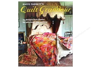 Books Clear: Taunton Press Kaffe Fassett's Quilt Grandeur Book