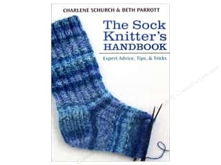 Suitcases / Carrying Caes Yarn, Knitting, Crochet & Plastic Canvas: That Patchwork Place Sock Knitters Handbook Book by Charlene Schurch & Beth Parrott