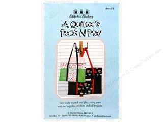 Purse Making Family: Stitchin Sisters A Quilter's Pack N Play Pattern