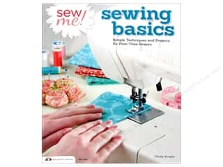 Books & Patterns Design Originals Books: Design Originals Sew Me! Sewing Basics Book by Choly Knight