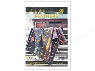 Quilting Patterns: Alison Glass Design Feathers Quilt Pattern