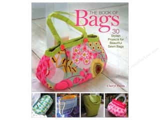 Books & Patterns Clearance Books: Lark The Book of Bags Book by Cheryl Owen