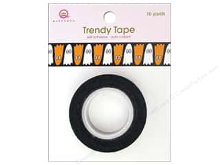 Queen & Co Trendy Tape: Queen&Co Trendy Tape 10yd Ghosts