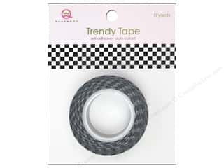 Queen&Co Trendy Tape 10yd Checkered Flag
