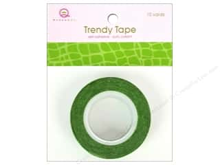 Queen & Co Trendy Tape: Queen&Co Trendy Tape 10yd Crocodile