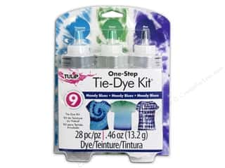 Dyes Sewing & Quilting: Tulip Dye Kits One Step Tie 3 Color Moody Blues