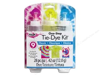 Tulip Dyes: Tulip Dye Kits One Step Tie 3 Color Classic