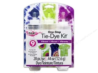 Tulip Dyes: Tulip Dye Kits One Step Tie 3 Color Vibrant