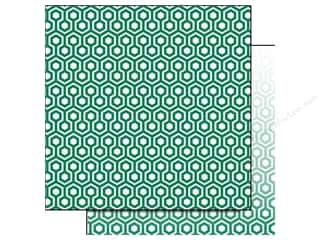 Glitz Design 12 x 12 in. Paper Dapper Dan Geometric (25 piece)