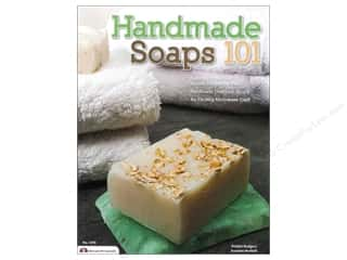 Books & Patterns Candlemaking: Design Originals Handmade Soaps 101 Book by Debbie Rodgers & Suzanne McNeill