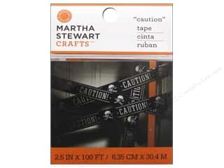 Tapes Glass: Martha Stewart Decorative Caution Tape 100ft