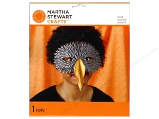 Martha Stewart Crafts Halloween Spook-tacular: Martha Stewart Party Supplies Decorative Mask Crow