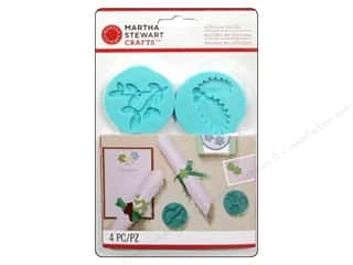 Martha Stewart Crafts Winter Wonderland: Martha Stewart Mold Silicone Frosty Elegance