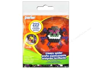 Halloween Kids Crafts: Perler Fused Bead Kit Creepy Spider Sampler