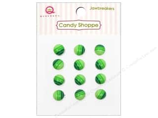Queen&Co Sticker Candy Jawbreakers Rnd Kiwi Kiss
