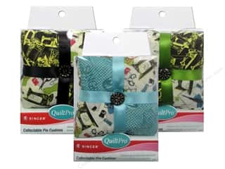 Singer Notions QuiltPro Pin Cushion Pillow Assorted