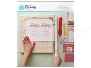 Weekly Specials Graphic 45 Paper Pad: Martha Stewart Heavy-Duty Paper Trimmer