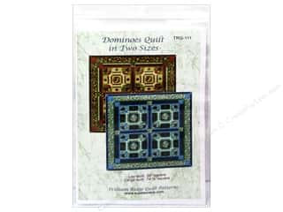 Quilt Woman.com $0 - $1: QuiltWoman.com Dominoes Quilt In Two Sizes Pattern