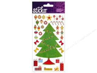 EK Sticko Sticker Decorate Your Tree