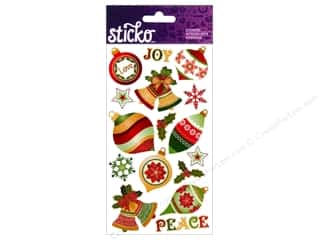 EK Sticko Sticker Shiny Ornaments