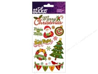 EK Sticko Sticker Noel Christmas