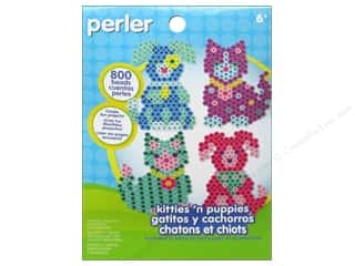 Perler Fused Bead Kit Kit Kitties 'N Puppies