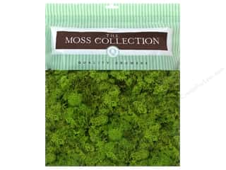 Moss Outdoors: Quality Growers Moss Reindeer Chartreuse 328 cu in