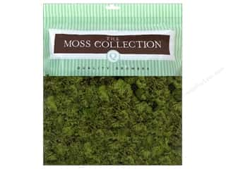 Moss Outdoors: Quality Growers Moss Reindeer Spring Green 328 cu in
