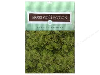 Packaged Moss $4 - $5: Quality Growers Moss Reindeer Spring Green 108.5 cu in