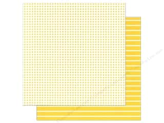We R Memory Paper 12x12 Yellow Dot (12 piece)