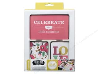 Making Memories Burgundy: We R Memory Cards Albums Made Easy Journal Captured