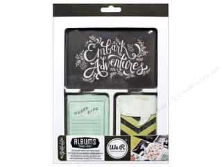 We R Memory Cards AME Journal Chalkboard