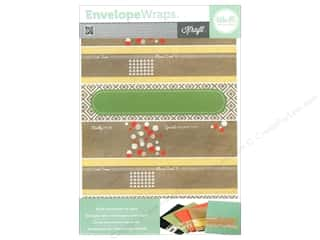 We R Memory Sticker Envelope Wrap Kraft