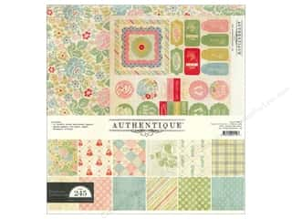 Authentique Collection Kit 12 x 12 in. Precious