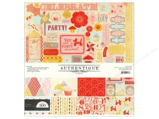 Authentique Collection Kit 12 x 12 in. Wishes
