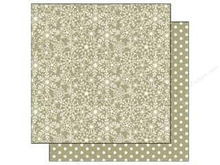 Authentique 12 x 12 in. Paper Glistening Glitter (25 piece)