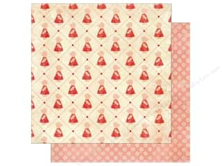 Authentique 12 x 12 in. Paper Precious Girl (25 piece)