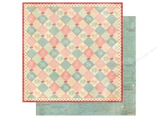 Authentique 12 x 12 in. Paper Precious Patchwork (25 piece)