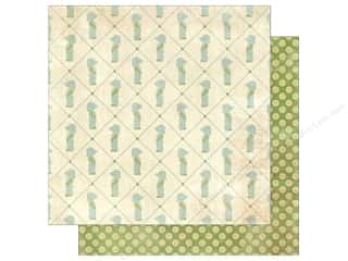Authentique 12 x 12 in. Paper Precious Boy (25 piece)