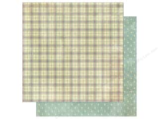 Plaid inches: Authentique 12 x 12 in. Paper Precious Collection Kaleidoscope (25 pieces)