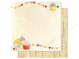 Authentique 12 x 12 in. Paper Wishes Crave (25 piece)